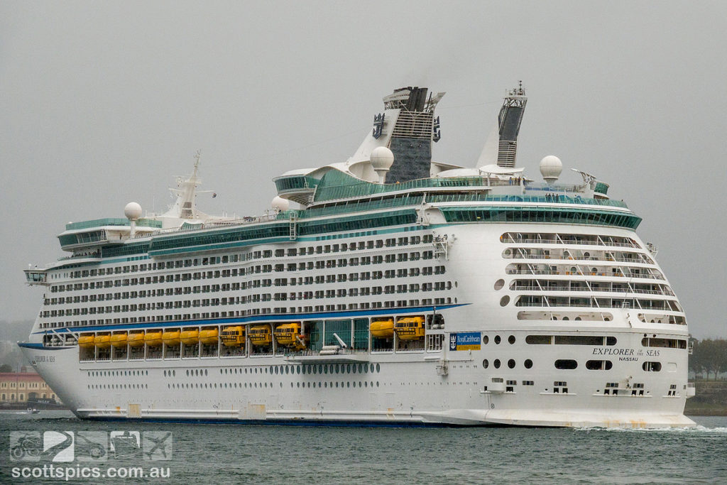 Explorer Of The Seas 19nov17 Scotts Photography